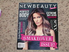NEW BEAUTY MAGAZINE SPRING SUMMER 2012 ISSUE NEW VOLUME 8 - ISSUE 2 MAKEOVER