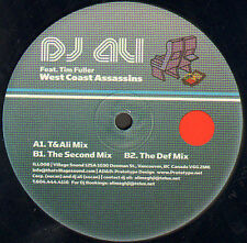 DJ ALI - West Coast Assassins - Feat. Tim Fuller - Village Sound