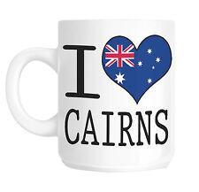 I Love Heart Cairns Cup / Mug