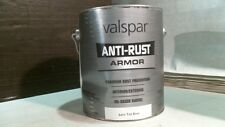 Valspar Anti-Rust Armor Satin Tint Base 21882  124 fl.oz., FREE SHIPPING