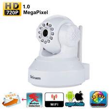 720p Sricam Inalámbrica WiFi seguridad IP Cámara HD Onvif ir videovigilancia PT