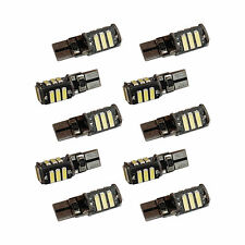 10x  CANBUS 11 LED 11 SMD Standlicht T10 W5W 12V Opel Nissan Land Rover Lexus