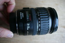 Canon EF 28-135 IS USM lens faulty autofocus but works manual focus