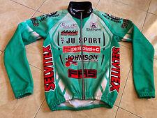 M. BERGAMO Giacca Invernale Windtex Unisex Ciclismo/MTB  TG.S