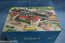 "KIBRI 9904 Large Set ""Railway Station Freiberg""  Premium Set   Un-build KIT HO"