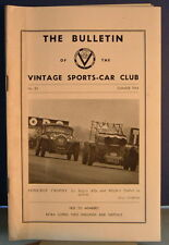 The Bulletin of the Vintage Sports Car Club Summer 1964 No 82 Pomeroy Trophy