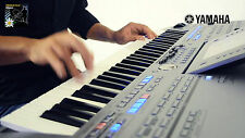 Collection Pack Style Musette Thé Dansant Clavier Yamaha Tyros, PSR, CVP