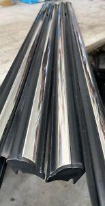 Holden caprice statesman vs series 3 outer door chrome strip moulds rev wreck