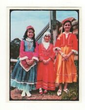 Grain products NZ Card. National Costume of Greece (girls)