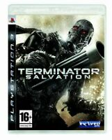 Terminator: Salvation (PS3) - Game Sony Playstation 3 16+ Action Game Used good