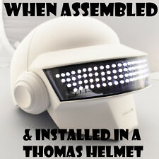 Daft Punk Guy/Thomas TRON DIY LED Kit - White - Assembly Required
