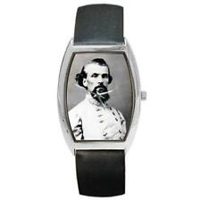 Lt. General Nathan Bedford Forrest Civil War Confederate Barrel Watch bw117