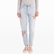 NWT - CLUB MONACO - CITIZENS OF HUMANITY Liya Jeans sz 25 (Rock on Blossom) $298