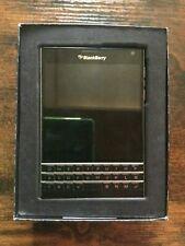 BlackBerry Passport Piano Schwarz SQW100-1 Smartphone mit QWertz-Tastatur