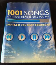 1001 Songs You Must Hear Before You Die: And 10,001 You Must Download MSRP$37.00