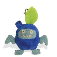 GUND 4040418 Uglydolls FRUITIES ICE BAT BLUEBERRY back pack clip
