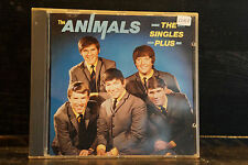 The Animals - The Singles Plus