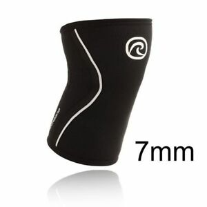 Rehband CrossFit Knee Support Rx Line 105406 Injury Fitness Weightlifting   7mm