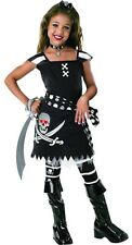 Scar-Let Pirate Costume - Small - Nwt Free Shipping