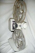 Cine film projector OREGON 8mm 240v + NEW power lead no spools