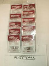 10 pieces NEW FRESH Wein Cell PX625 PX13 Mercury Free 1.35V REPLACEMENT Battery