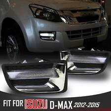DRL Driving LED Daytime Running Light Lamp For Isuzu DMAX D-MAX RODEO 2012-2015