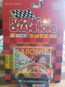 Terry LaBonte 1997 Racing Champions NIB VERY RARE CAR 1:64 Scale