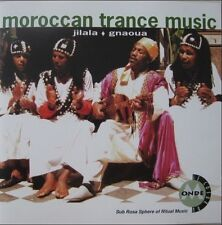 Moroccan Trance Music by Jilala Gnaoua (CD, Oct-1999, Sub Rosa (Label))