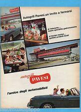 QUATTROR970-PUBBLICITA'/ADVERTISING-1970- AUTOGRILL PAVESI