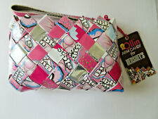 OLLIN WRISTLET WALLET CANDY WRAPPER BAG BUBBLE YUM w TAGS