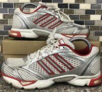 ASICS Womens Gel Foundation 13 White Running Shoes 8.5 Q552L