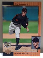 2007 SP Rookie Edition Tim Lincecum #264 San Fransisco Giants RC