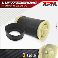 Luftfederung Luftfeder Hinten Links oder Rechts für BMW X5 X6 E70 E71 E72 07-14