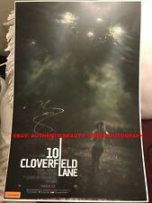 10 CLOVERFIELD LANE HORROR MOVIE MARY ELIZABETH WINSTEAD SIGNED 12x18 REPRINT RP