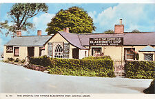 Scotland Postcard - The Original and Famous Blacksmith Shop - Gretna Green XX544