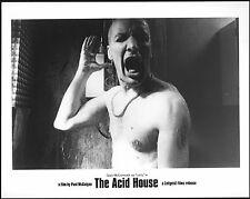 "ACID HOUSE - 1998 - one original 8x10 Glossy Photo - ""Tripping On Acid"" - Drugs"