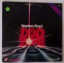 The Dead Zone (Laserdisc LD) Stephen King