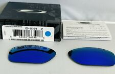 Oakley Crossrange Authentic Violet Iridium Polarized Replacement Lens Sunglasses