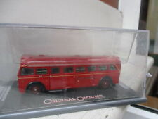 Corgi Autographed Diecast Buses