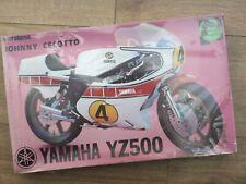 Protar 163 - Yamaha YZ500 Johnny Cecotto - 1/9 Scale Model Kit - Very Rare
