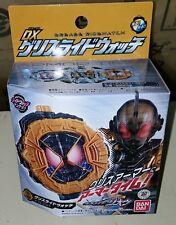 Premium Bandai Masked Kamen Rider Zi-O DX Grease Ride Watch Ridewatch
