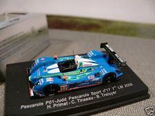 1/87 SPARK Pescarolo p01-Judd Rollcentre LM 2008 #18