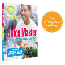 JuiceMaster Keeping it Simple:100 Juices & Smoothies Jason Vale Free 28 Day DVD