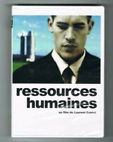 RESSOURCES HUMAINES - LAURENT CANTET - 1999 - DVD NEUF NEW NEU