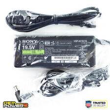 Genuine SONY VAIO OEM VGP-AC19V19 19.5V 3.9A Laptop AC Adapter Power Charger