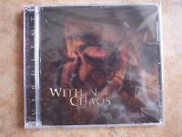 Within Chaos - Virulent 2007 USA CD Sealed NEW Metalcore, Heavy Metal