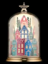 New Bath & Body Works Christmas Village Cloche Nightlight Wallflower Plug In Pin