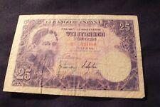 Spain España 25 Pesetas 1954 Pick 147 UNC Uncirculated Banknote