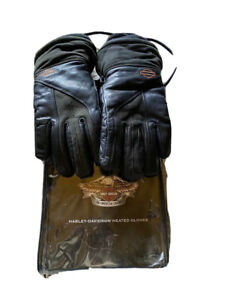 Harley Davidson Heated Gloves, BRAND NEW