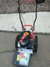 Trinciaerba a scoppio FLO Pro Speed 6HO GCV 190 decespugliatore ruote falciatutt